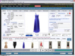 Inventory Module of  WardrobeTools Applications: clothing inventory management system